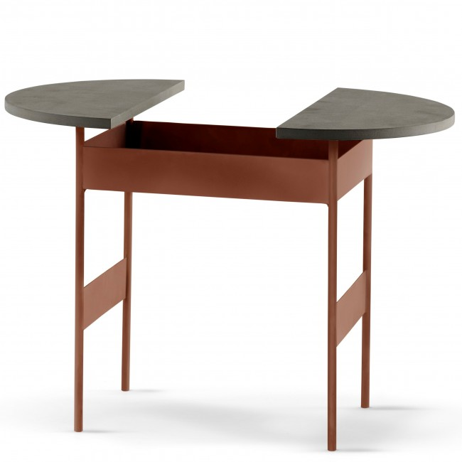 halfie stolik pomocniczy my home collection. Black Bedroom Furniture Sets. Home Design Ideas