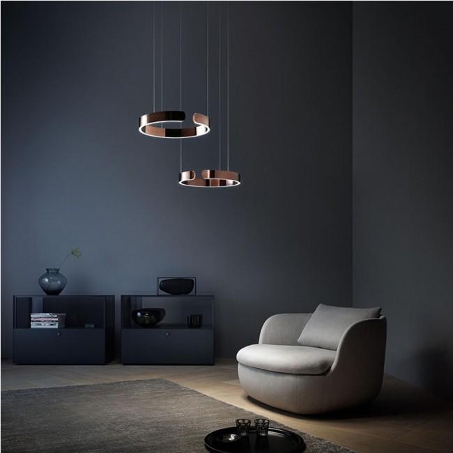 mito sospeso due 40 lampa wisz ca occhio. Black Bedroom Furniture Sets. Home Design Ideas