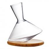 Balance dekanter Nude Glass