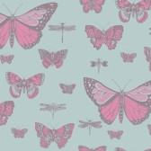 Butterflies & Dragonflies tapeta Cole&Son