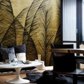 Golden Wind tapeta Wall&Deco