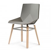 Green Eco Wood krzesło Mobles 114