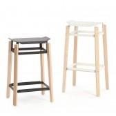 Green krzesło barowe Mobles 114