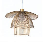 Papillon S lampa wisząca Forestier