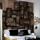 Relief tapeta Wall&Deco