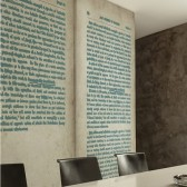 Wordless tapeta Wall&Deco