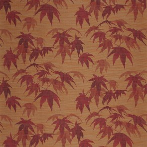 AKAISHI ACER RED WOOD/GOLD ZOFFANY