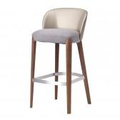 Bellevue krzesło barowe Very Wood