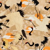 TAPETA BIRDS OF HAPPINESS MIND THE GAP