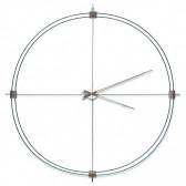 Delmori zegar ścienny Nomon