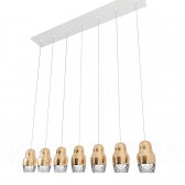 Fedora 7 lampa wisząca Axo Light
