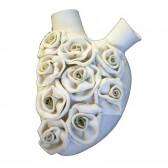 In Alto I Cuori Rosery dekoracja Fos Ceramiche