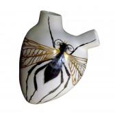In Alto I Cuori Zanzara dekoracja Fos Ceramiche