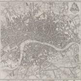 London 1832 tapeta Zoffany