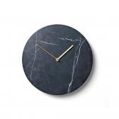 Marble Wall Clock Menu