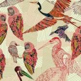 Tapeta Wall&Deco Pencil birds WDPB1601   CWC 2016