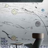 THE DEEP WILD SPACE TAPETA WALL&DECO