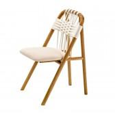 Unam Out krzesło Very Wood