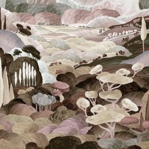 Tapeta Arte Décors&Panoramiques 97521 Moorland Les Songes Toscans cover