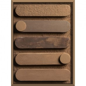 Obraz Boiserie STR01 kolor Cacao