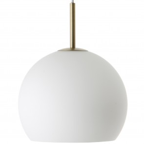 LAMPA BALL 25 CM GLASS FRANDSEN